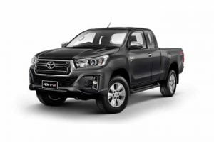 HiLux car removal. Get top cash for Toyota HiLux